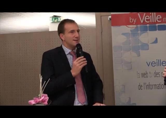 Emmanuel Bloch, Directeur de l'information stratégique (Thales). Les entretiens d'Influence-Day.