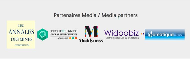 Nos partenaires Medias