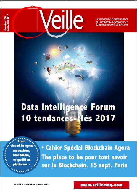 Le magazine des professionnels de l'information