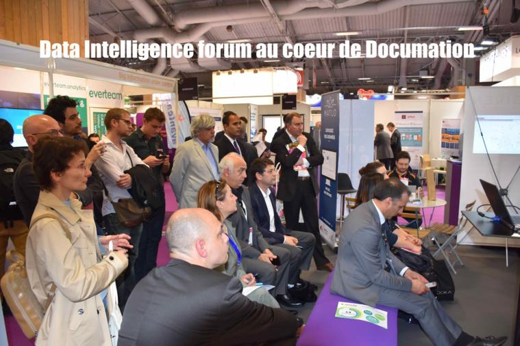 Data Intelligence Forum au coeur de Documation 2017: Predictif, Data Science, Dataviz