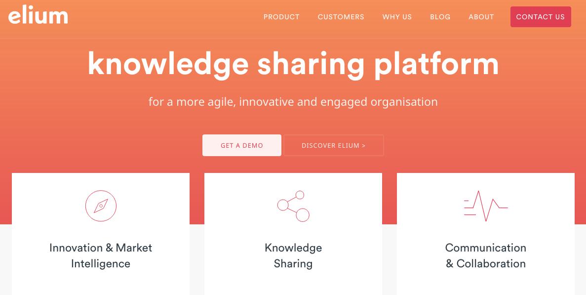 Elium. une nouvelle naissance pour Knowledge Plaza