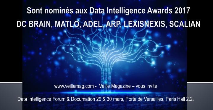 Rendez-vous au Data Intelligence Forum