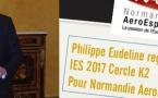 Philippe Eudeline, le 19 janvier 2017, aux Trophées K2