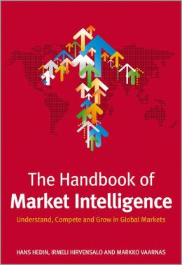 The Handbook of Market Intelligence