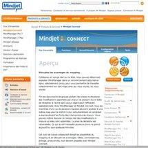 Le Mapping collaboratif  avec Mindjet Connect L'entreprise étendue va se faire voir !
