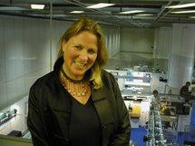 Sally Moore, Responsable de l'exposition ilearning Forum