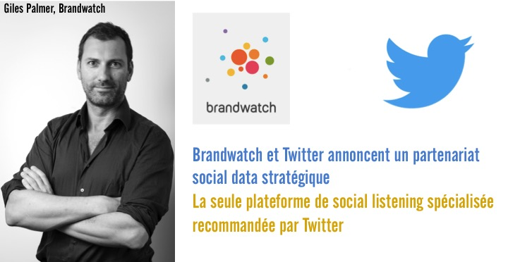 Brandwatch dispose désormais de l'accès le plus complet aux flux de données Twitter