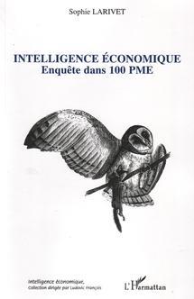Collection Intelligence Economique : Les éditions L'Harmattan changent de braquet