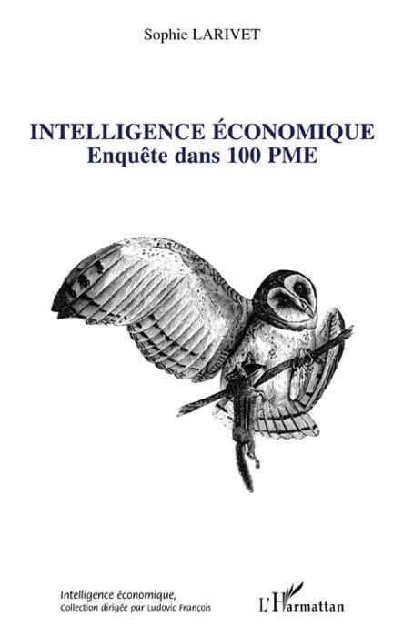 """Le PRIX IEC'09 vient d'être décerné à Sophie Larivet pour son livre """"Enquête dans 100 PME"""" publié aux Editions L'Harmattan"""