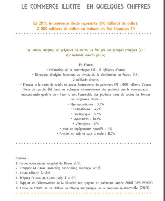 Alain Juillet crée l'Association de Lutte Contre le Commerce Illicite