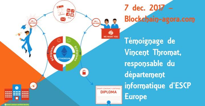 """Atelier """"Blockchain, Identité personnelle et Propriété intellectuelle"""""""