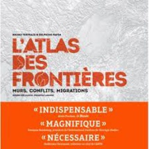 L'Atlas des Frontières, primé par la Société de géographie.