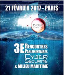 La 4ème édition des #RPCyberMaritime aura lieu le 22 Mai 2018