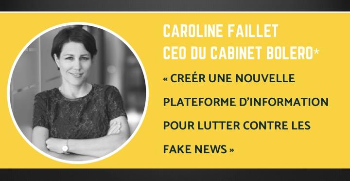 Suivre l'actualité de Caroline Faillet