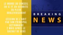 """Le monde du conseil en intelligence économique en plein bouleversement """"Intelligence économique : le leader européen ADIT est en vente """""""