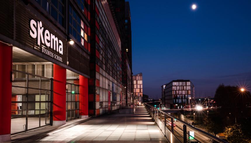Skema Lille : Le programme postbac Iteem s'ouvre au double-diplôme