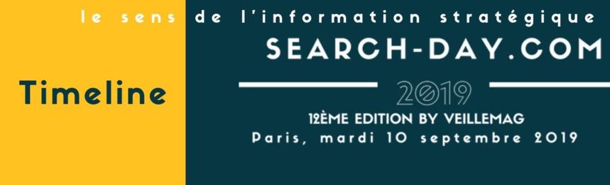 Je participe à Searchday