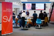 SKEMA Business School & SOWEFUND s'associent pour soutenir les entrepreneurs et inaugurent ce partenariat avec une première levée de fonds pour l'application WHYMPR