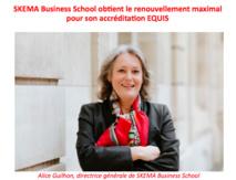 Directrice Générale de SKEMA Business School