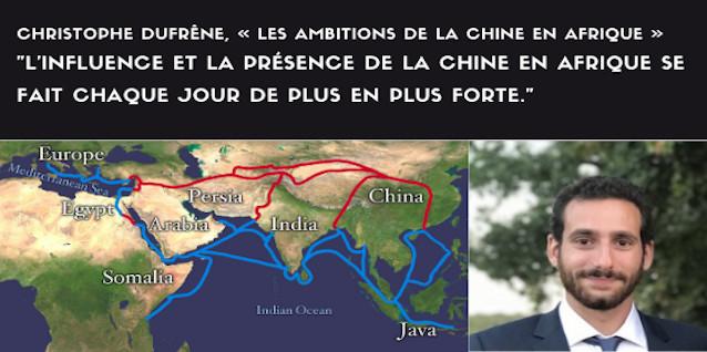 Christophe Dufrêne : l'interview. La communauté de l'Intelligence Economique accueille un nouveau membre
