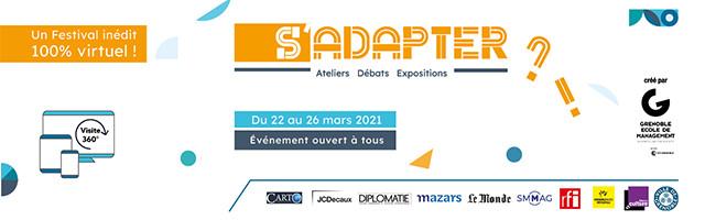 Agenda : Festival de Géopolitique de Grenoble du 22 Mars au 26 Mars 2021