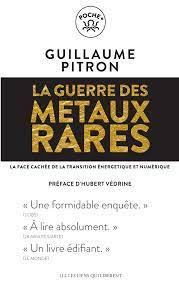Discussion : Géopolitique des matières premières critiques avec Guillaume Pitron et Laurent Griot 2/3