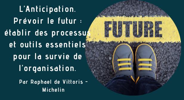 Raphaël de Vittoris est en charge de la gestion de crise pour le groupe Michelin depuis plus de 7 ans