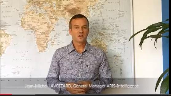 Jean-Michel Lavoizard, Co-Fondateur ARIS Intelligence