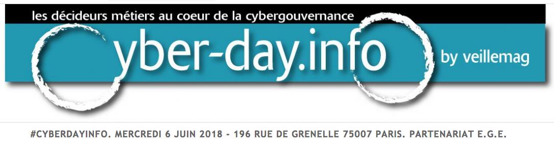 Le cyber : nous n'en sommes qu'au début alors inscrivez-vous dès  maintenant au Cyber-Day