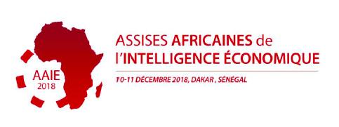 3èmes Assises Africaines de l'Intelligence Economique 10-11 Décembre 2018 - Dakar (Sénégal)