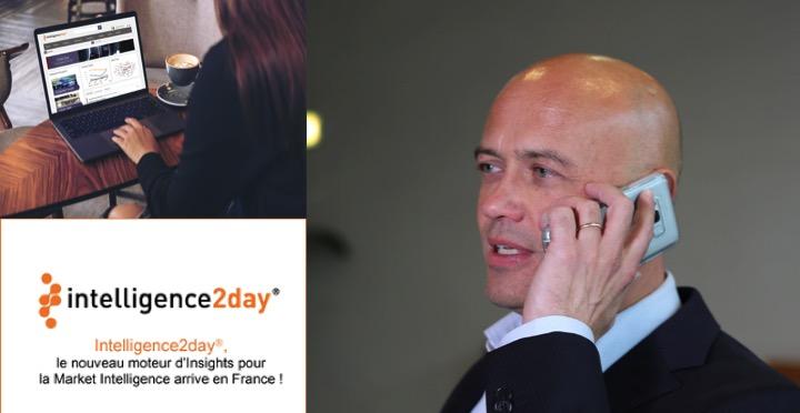 Rencontre avec ... Jesper Martell. Un nouveau moteur de recherche de Market Intelligence arrive en France.