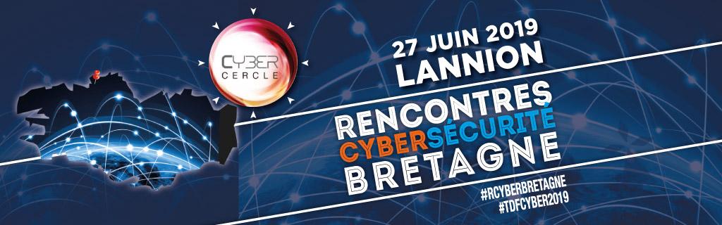 RCyberBretagne & RPCyberMaritime  27 & 28 juin 2019, Lannion