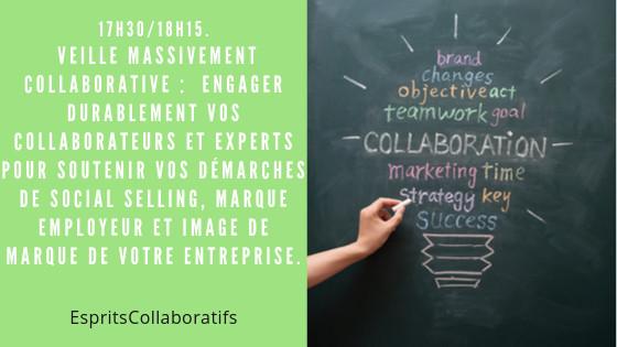 Poursuivre l'expérience avec Esprits Collaboratifs