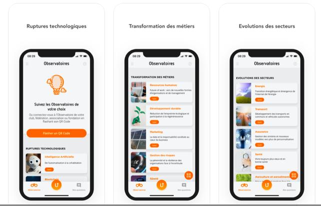 Avec la nouvelle application Sindup, accédez aux observatoires et  optez pour le #NewsForGood !