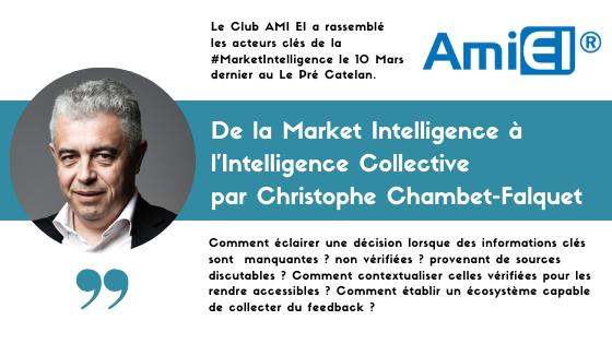 De la Market Intelligence à l'Intelligence Collective