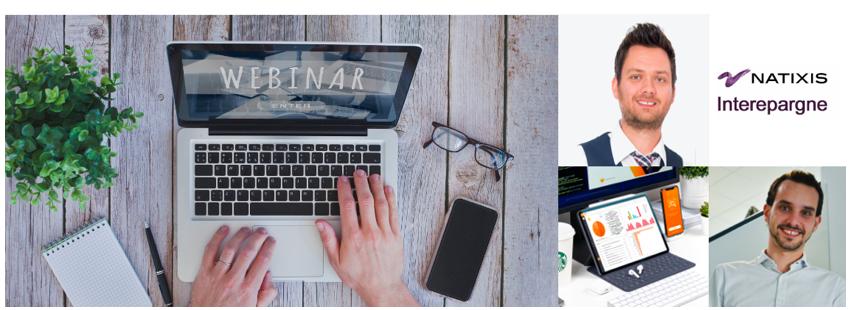 Mini-webinar : La veille concurrentielle et marché, retour d'expérience avec Natixis – Groupe BPCE