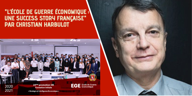 L'École de guerre économique : une success story française