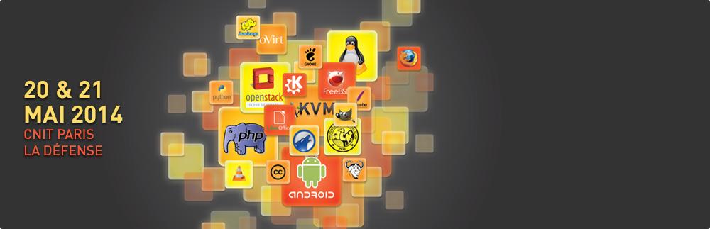 20 & 21 mai 2014 - Salon Solutions Linux, Libres et Open Source - CNIT Paris La Défense - Appel à contribution