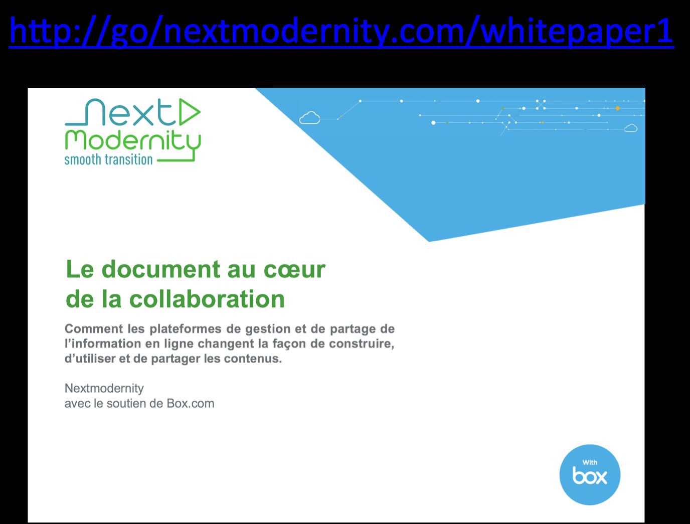 """5 minutes avec Marc de Fouchecour """"Le document au coeur de la collaboration"""" Documation-MIS 2015"""