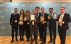 Les étudiants de SKEMA Business School du Club International de Négociation du campus de Raleigh